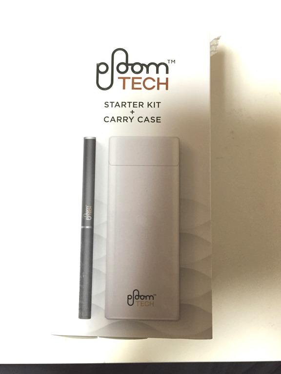 Ploom TECH(プルーム テック)購入1ヶ月後の感想です!