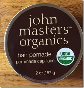 ジョンマスター オーガニック ヘアワックスは肌に優しい